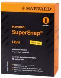 Harvard SuperSnap® Light Orange Regular Snap (Harvard Dental)