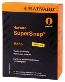 Harvard SuperSnap® Mono Blau Regular Snap (Harvard Dental)