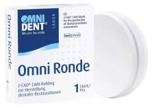 Omni Ronde Z-CAD One4All H 25mm A1 (Omnident)