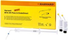 Harvard MTA XR Flow EWT OptiCaps® & EndoDirect Spritze (Harvard)